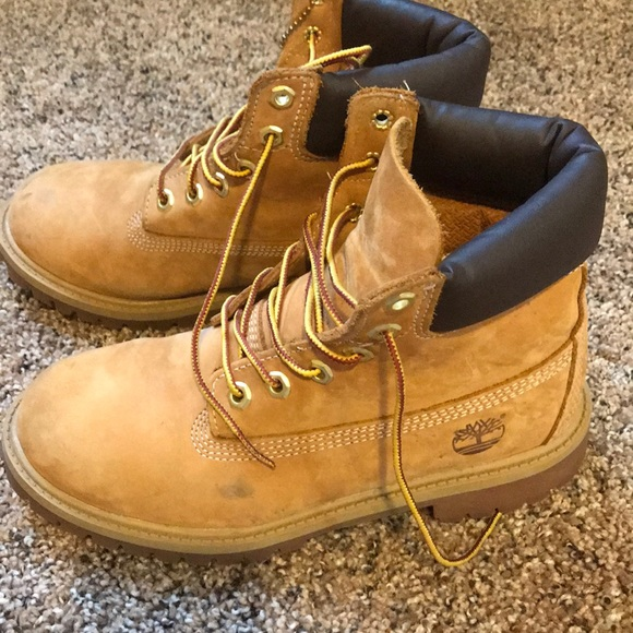 Timberland Shoes | Size 7 Womens Timbs | Color: Gray | Size